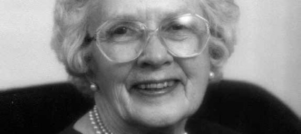 Betty Hill, 103 years in OOE – We Mourn The Passing of Our Most Senior Citizen