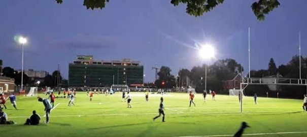 Footy Sevens to pay property tax on Immaculata field