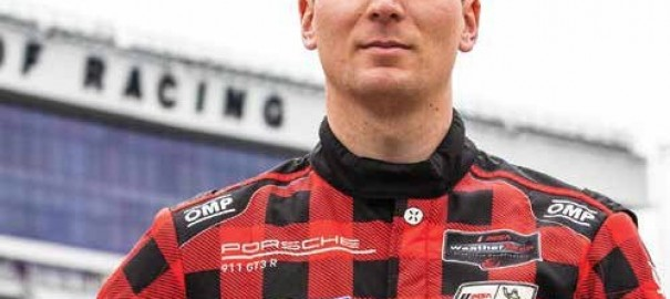 Sharing Lunch With……OOE Race Car Driver Zach Robichon