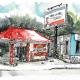 ART BEAT – Tim Hunt's Main Street Sketches