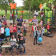Springhurst Park official opening celebrations: Local kids abuzz with excitement over park improvements