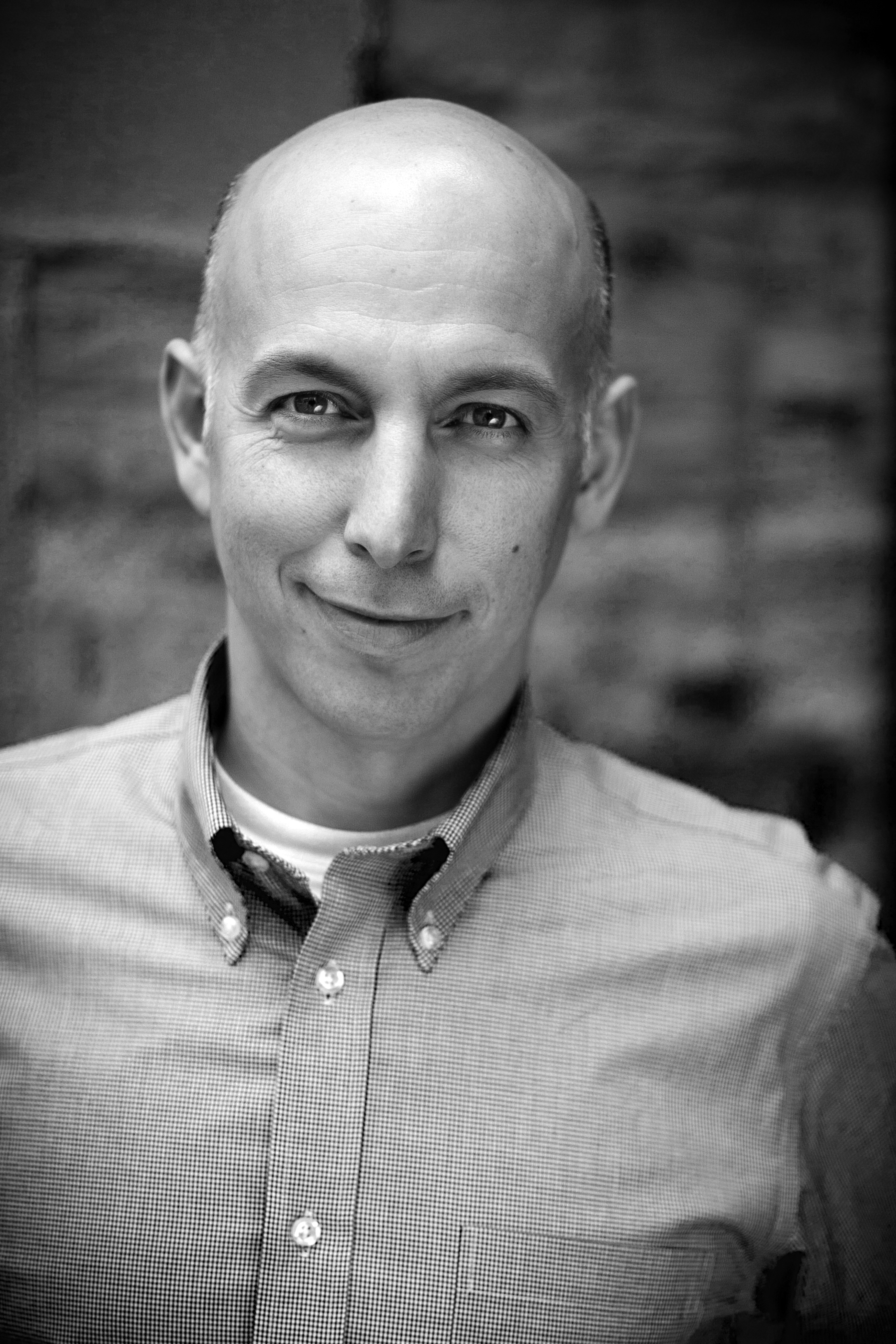Joe Paraskevas, Mainstreeter Editor. Photo by Nancy MCL Images