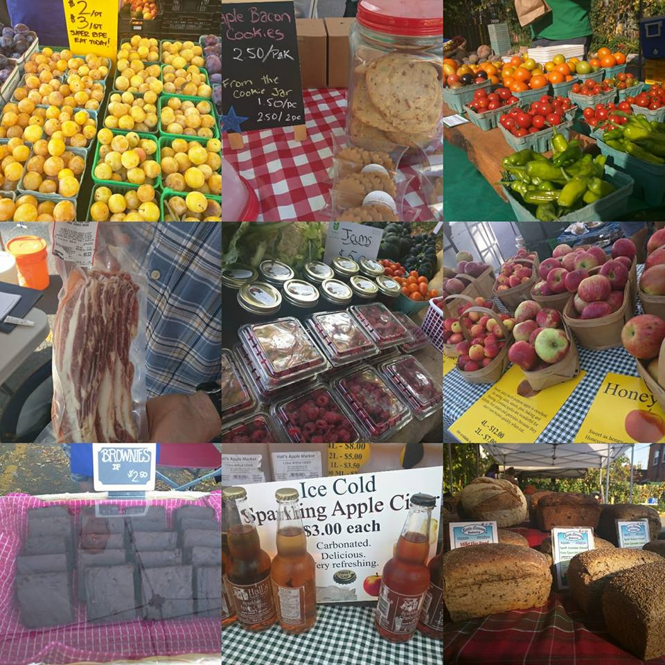 Photo: Main Farmer Market Facebook