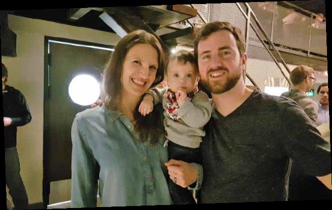 Judith Egenbrod, Little Tobin and Rod Hughes