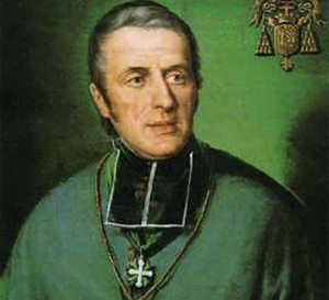 The Oblate order, which dominated the life of this community throughout much of its history, was founded by Bishop Eugene de Mazenod. Image Supplied