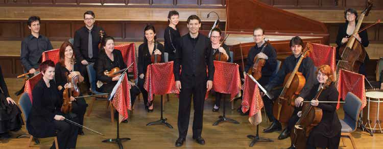 The Ottawa Baroque Consort brings baroque music back to its roots. Photo Supplied
