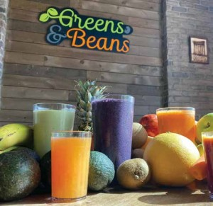 Healthy fruit juices and Middle Eastern and Mediterranean-inspired cuisine are helping to build a faithful following for the new owners of Greens & Beans who enjoy the unique village-feel of Old Ottawa East.