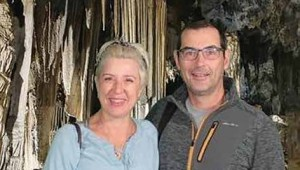 Elaine Dean and her husband, Sean, pictured here, are recently moved to Greystone Village, from where they have been running video conferencing webinars and support groups on behalf of Bereaved Families of Ontario – Ottawa Region. Supplied Photo