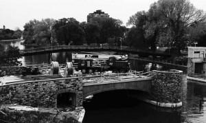 Pretoria Bridge Construction 1981