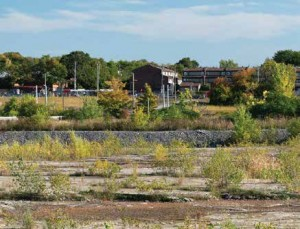 Community advocates in LeBreton Flats are seeking support from Old Ottawa East residents in their efforts to lobby the National Capital Commission (NCC) to sign a Community Benefits Agreement governing development of the lands. Photo Supplied