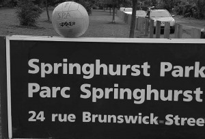 """Much-needed recreation facility additions and improvements at Springhurst have been """"parked"""" by the City until 2021 owing to COVID-19 budgetary constraints."""